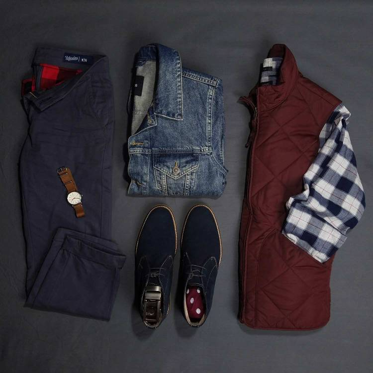 Invested In Layers | GENTLEMAN WITHIN