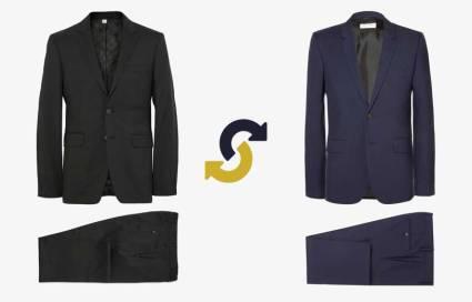 suit swap