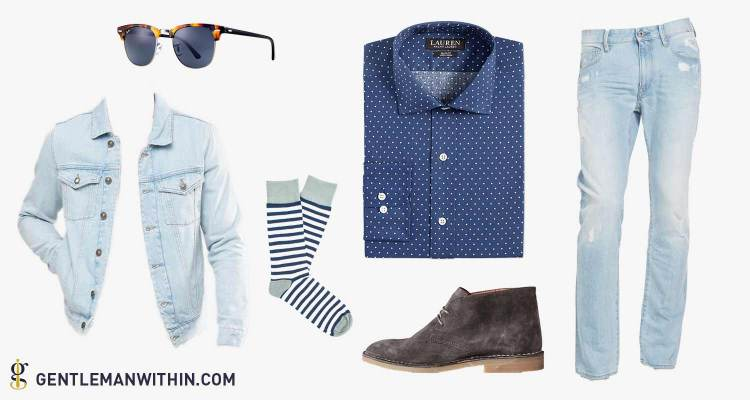 Slick City Stylin - Styled 5 Ways | The Denim Jacket