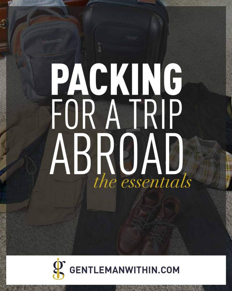 International Travel Tips And Tricks | Gentleman Within