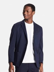 Uniqlo Navy Blazer