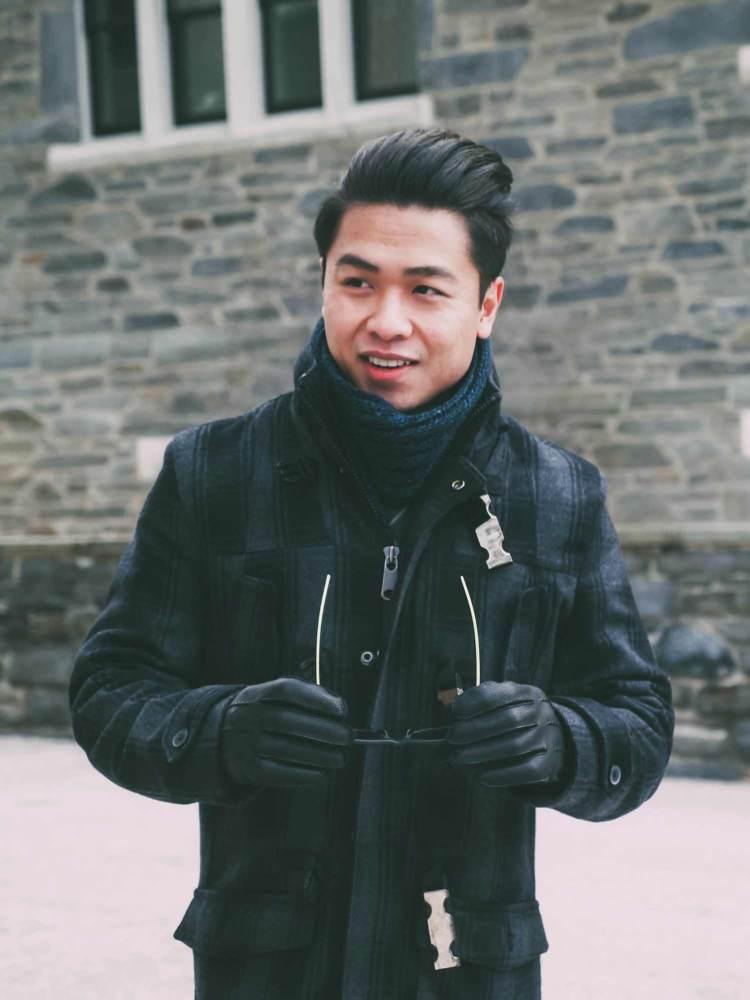 Smart Casual Winter | GENTLEMAN WITHIN