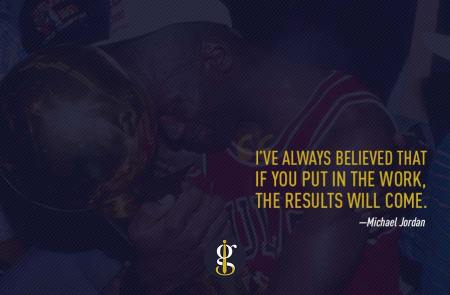 Michael Jordan First Championship | GENTLEMAN WITHIN