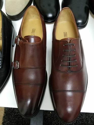 Cobble & Hyde Dress Shoes