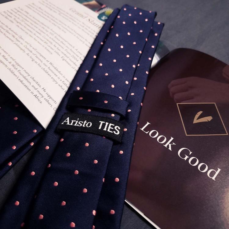 Aristo Ties Necktie   GENTLEMAN WITHIN