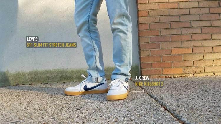 Casual J Crew Killshot 2 Sneakers
