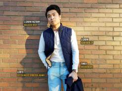 Light Vest And Henley | GENTLEMAN WITHIN
