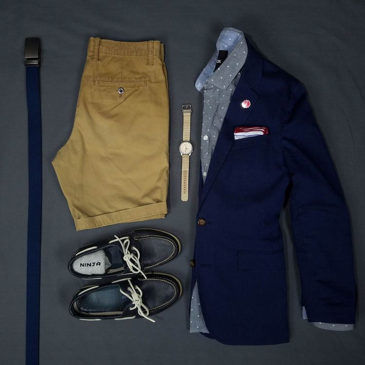The Summer Classic Outfit   GENTLEMAN WITHIN