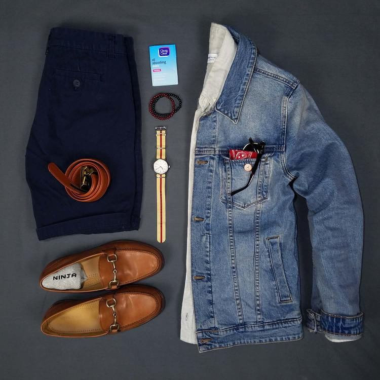 The Summer Weekender Outfit 2 | GENTLEMAN WITHIN