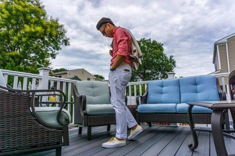 11 Questions Posing | GENTLEMAN WITHIN