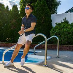 Backyard Summers Getup | GENTLEMAN WITHIN