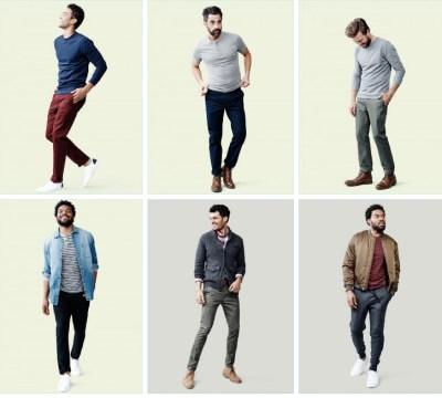 Target Lookbook Inspiration 1 | GENTLEMAN WITHIN