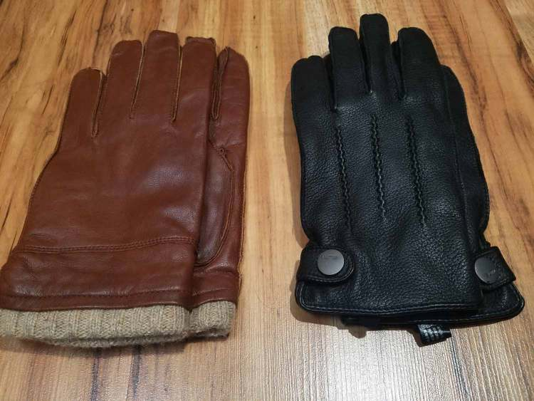 Leather Gloves | GENTLEMAN WITHIN