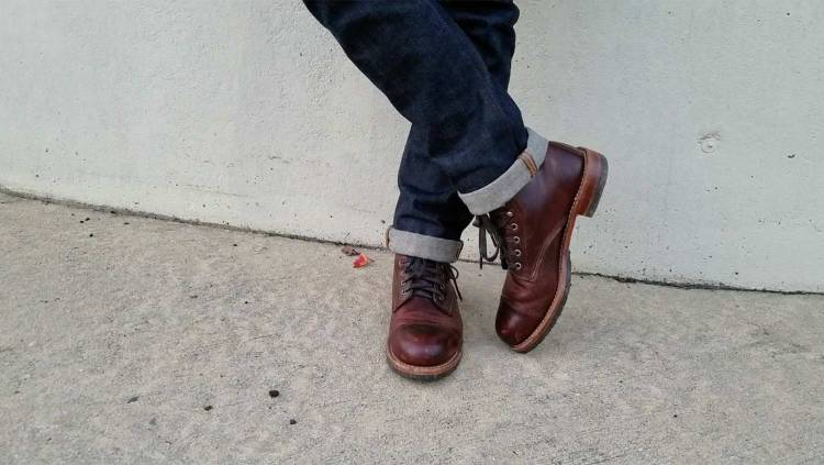 Wolverine 1000 Miles Work Boot | GENTLEMAN WITHIN