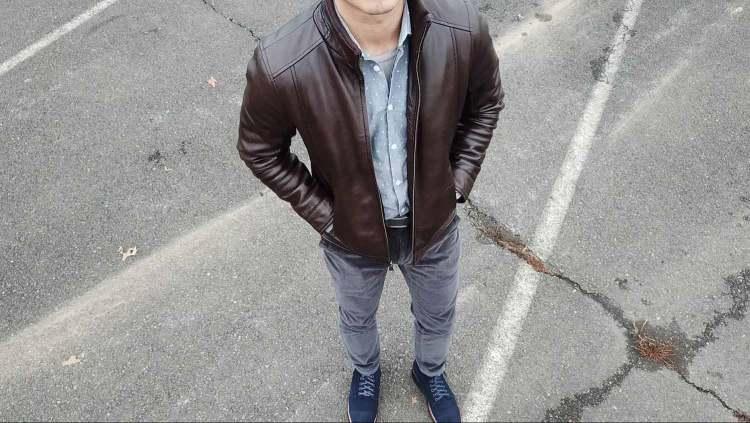 Look 1: Turnt Up | GENTLEMAN WITHIN