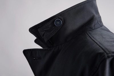 Car Coat Collar | GENTLEMAN WITHIN