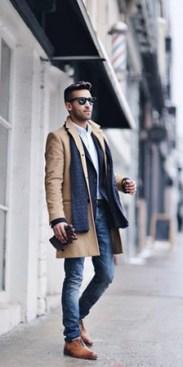 Camel Overcoat Look 2