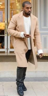 Camel Overcoat Look 4