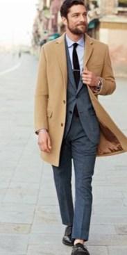 Camel Overcoat Look 6