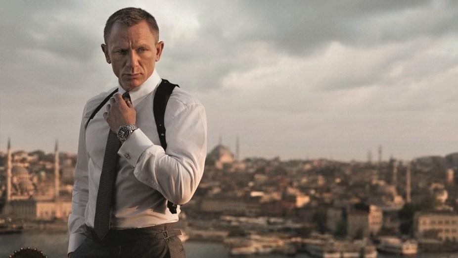 James Bond Crew Cut Haircut.