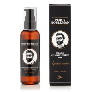 Beard Oil Percy Nobleman