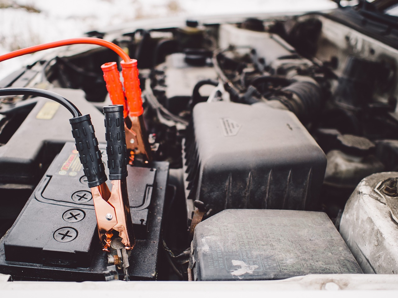 It's important for your car to have a healthy battery.