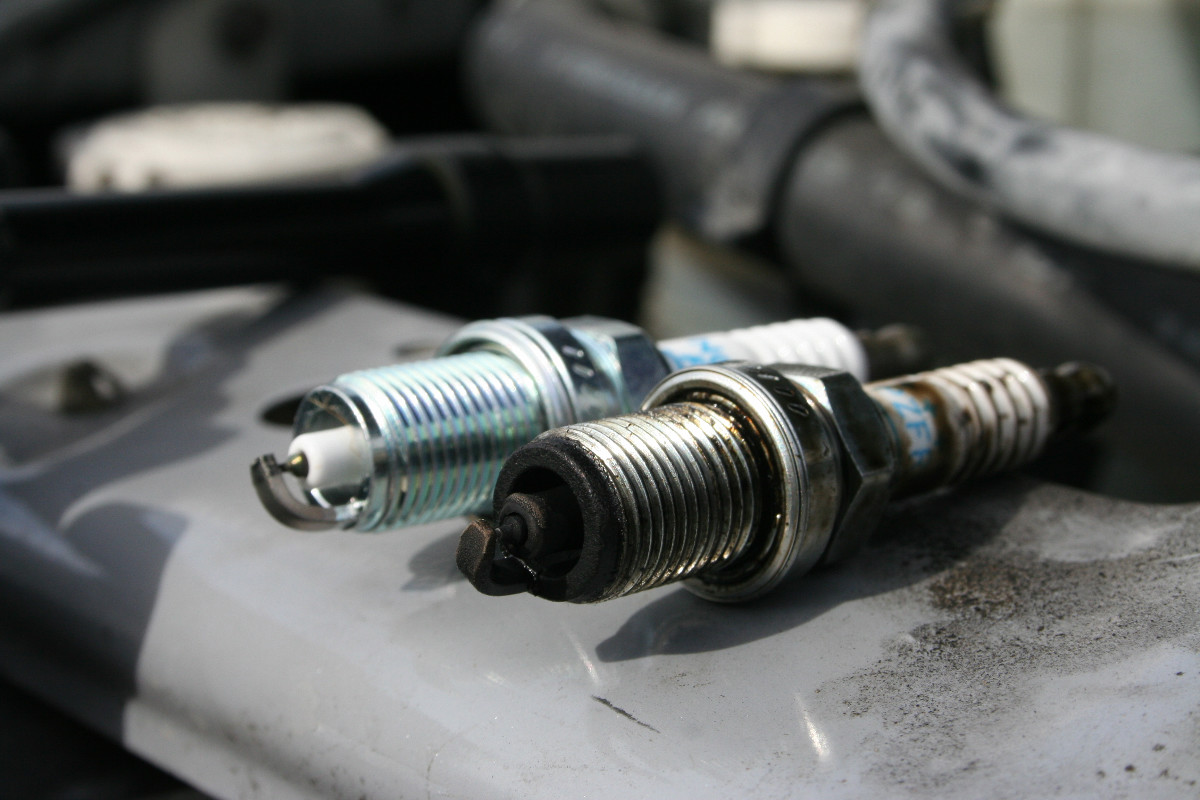 The spark plugs of every car must be in top condition.
