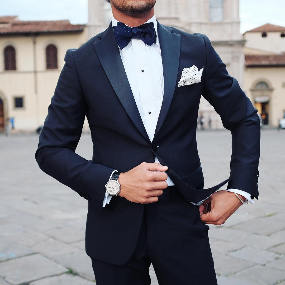 Tuxedo for a classy evening