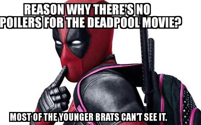 The Gentlemen Radio Episode 143: Deadpool for Really Reals