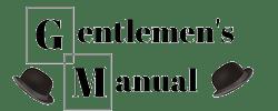 Gentlemen's Manual