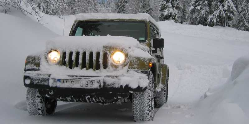 Fun Preppy Cars Worth Your Money - Jeep Wrangler!