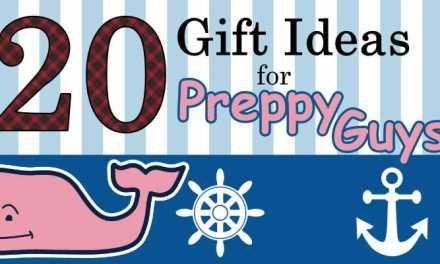 Preppy Guy Gift Ideas