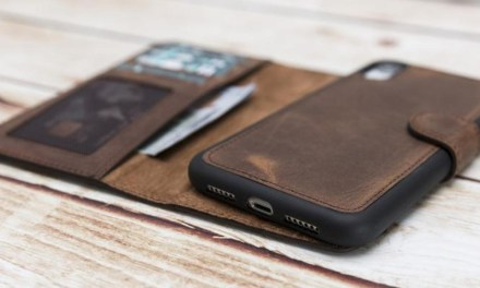 Real Men use a Modern Minimalist Wallet Phone Case