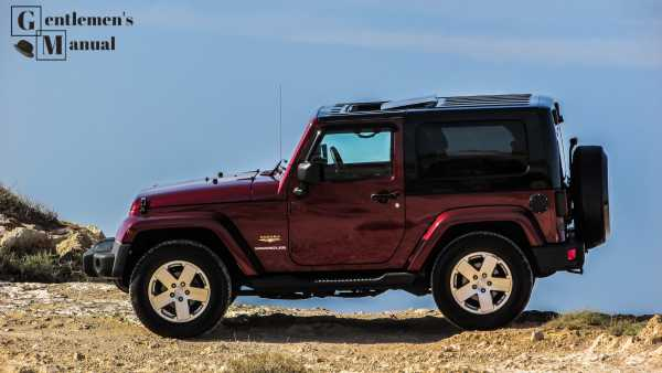 Preppy Midlife Crisis Cars - Jeep Wrangler