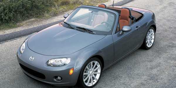 Preppy Midlife Crisis Cars - Mazda MX5 Miata