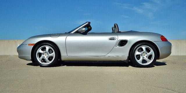 Preppy Midlife Crisis Cars Porsche Boxster
