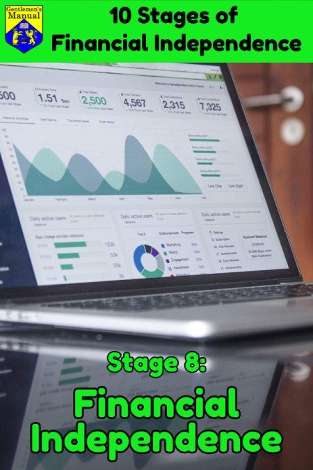 Stage 8: Absolute Financial Independence, Stages of Financial Independence