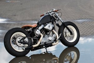 Custom Harley Sportster | Gentlemint
