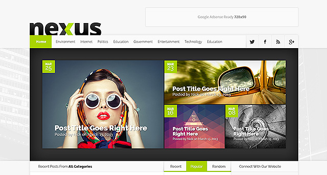 Premium WordPress Themes-2015