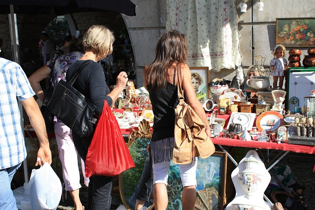 A tour of London's Antiques Markets – one for every day of the week.