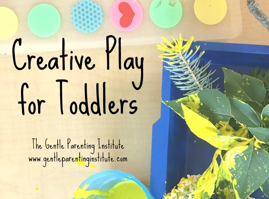 Creative Play for Toddlers ~ Winter Session, Week 1