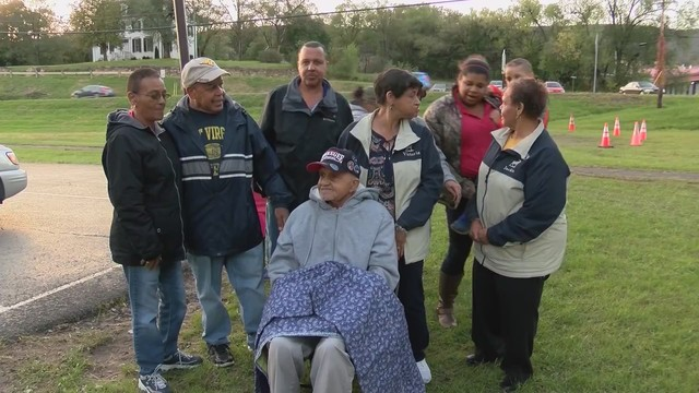 Grandfather of Gentle Shepherd nursing assistant is only living Tuskegee Airman in WV
