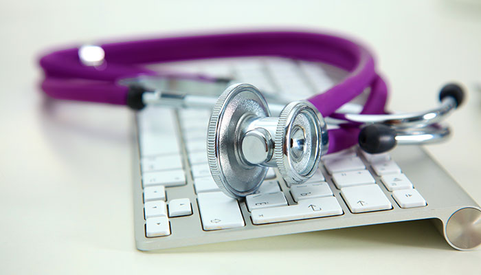 Researching treatments online