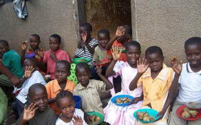 Supporting Deaf Children and Orphans in Uganda