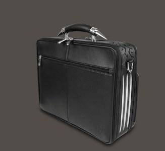 ZEYNER Bullhorn Leather