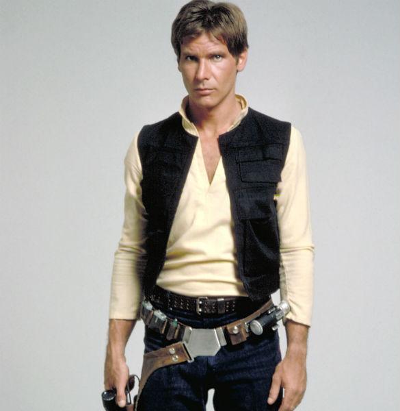 DIY | SIMPLE HALLOWEEN COSTUME: Han Solo - Gents Among Men