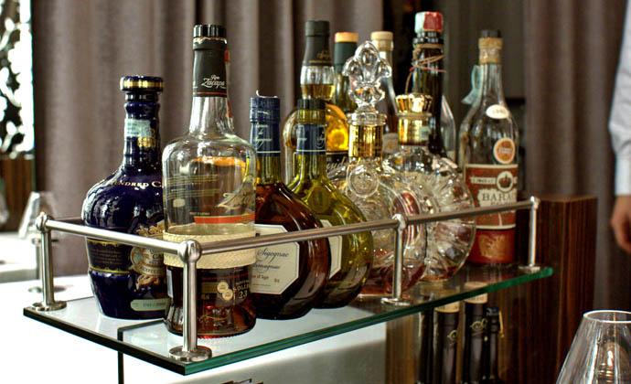 Jaime felber archives gents among men - Home bar set ups ...