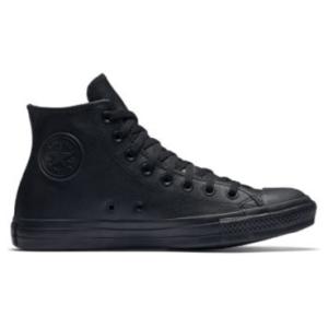 Converse Chuck Taylor All Star Hi Top Leather – Mono Black