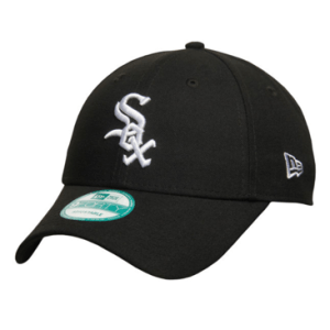 Chicago White Sox New Era Black League 9FORTY Adjustable Hat