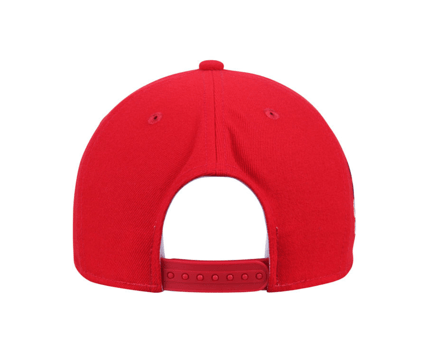 abcb61bb New Era | San Francisco 49ers | 9FIFTY | Joe Montana | Scarlet Signature  Side | Red